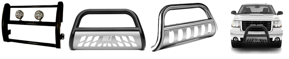 bull & push bars by ranchhand, aries